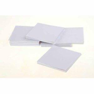 kocka bela za beleške